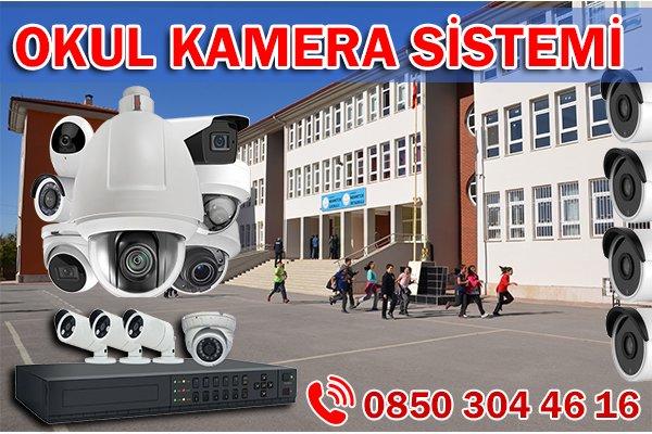 Okul Kamera Sistemleri